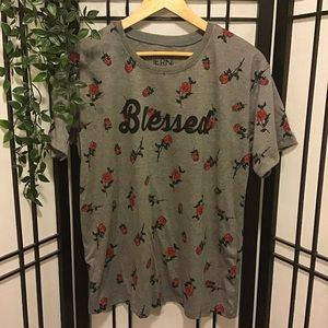 (Modern Lux) Blessed Graphic Tee